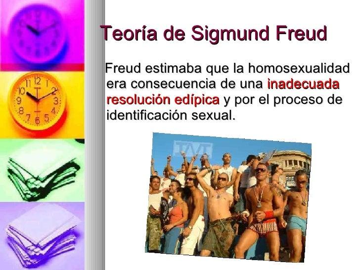 Identificacion homosexual freud