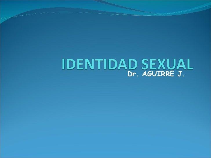 Dr. AGUIRRE J.