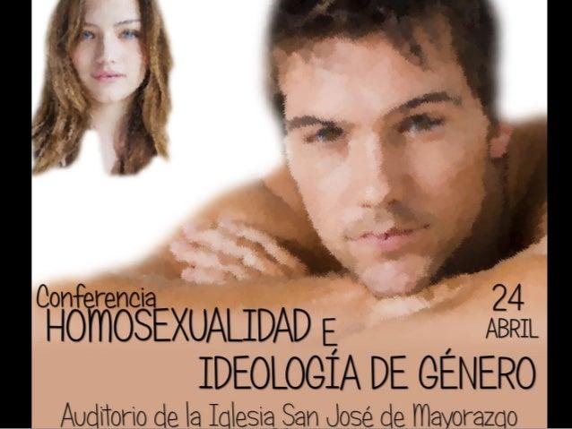 """Homosexualidad e Ideología de """"Género"""" Dra. Maíta García Trovato"""