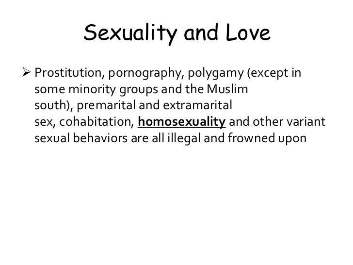 advantages and disadvantages of premarital sex
