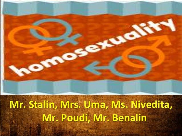 Mr. Stalin, Mrs. Uma, Ms. Nivedita, Mr. Poudi, Mr. Benalin