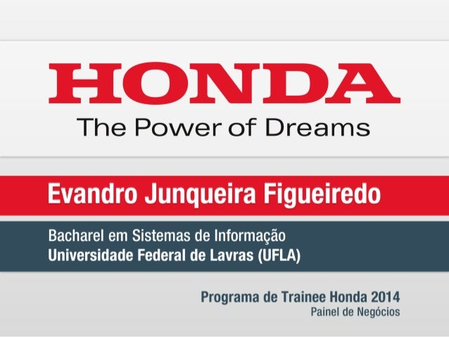 Trainee Honda 2014 | Social CRM