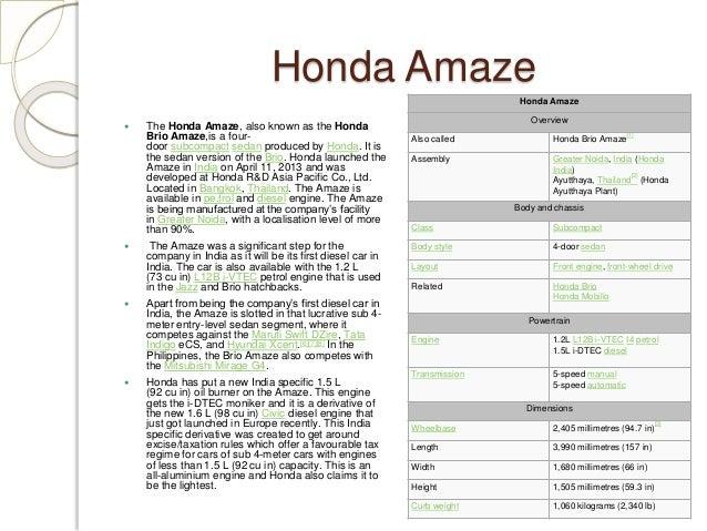 honda rh slideshare net Honda Accord Service Manual Parts Manual GVC190 Honda