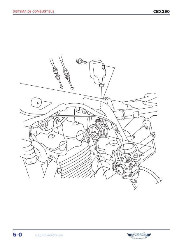 Manual De Taller Honda Cbf 250 Es