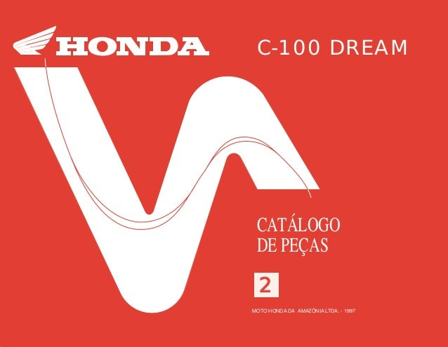 Wiring Diagram Honda Ex5 Dream : Honda ex dream spare part catalog manual