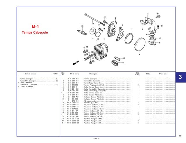 Honda ex5 dream 100 spare part catalog manual 11 asfbconference2016 Image collections