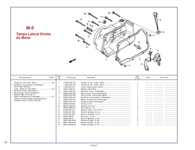 honda ex5 high power wiring diagram