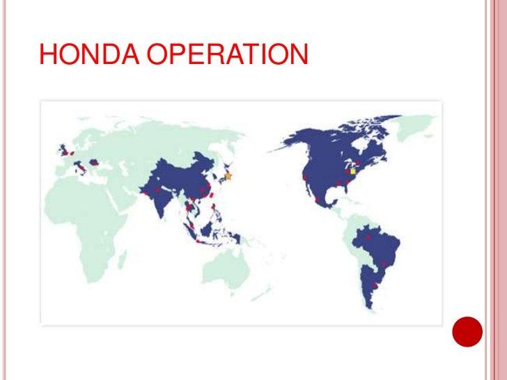 honda international business mgt