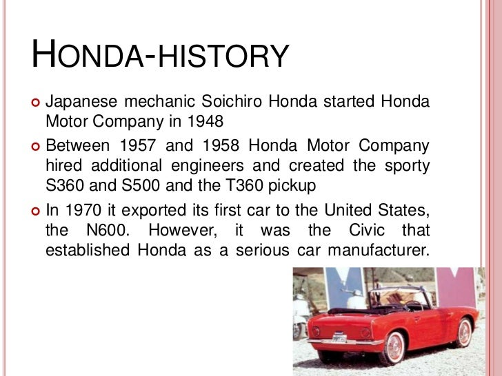 Honda International Business Mgt