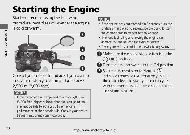 Honda Msx125 Owners Manual Pdfrhslideshare: Motorcycle Engine Diagram Pdf At Gmaili.net