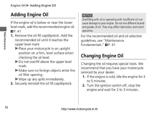 honda msx125 owners manual pdf rh slideshare net Honda CMX 250 Owner's Manual honda wave 100 service manual pdf