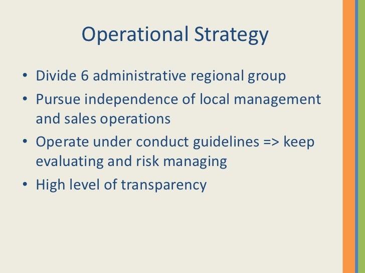 honda objectives