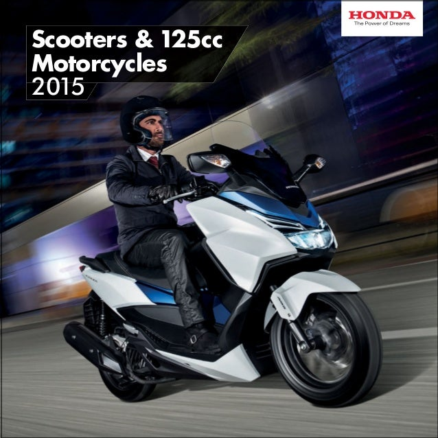 honda vision 50 scooters brochure. Black Bedroom Furniture Sets. Home Design Ideas