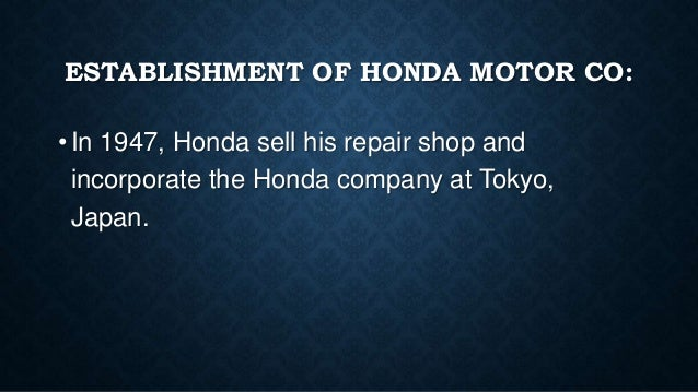 an analysis of honda List of honda common problems with analysis and statistics compare honda models by number of problems reported.