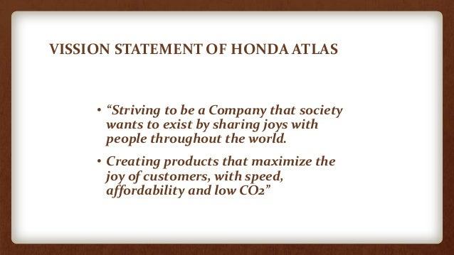 Honda Atlas Cars Pakistan Limited