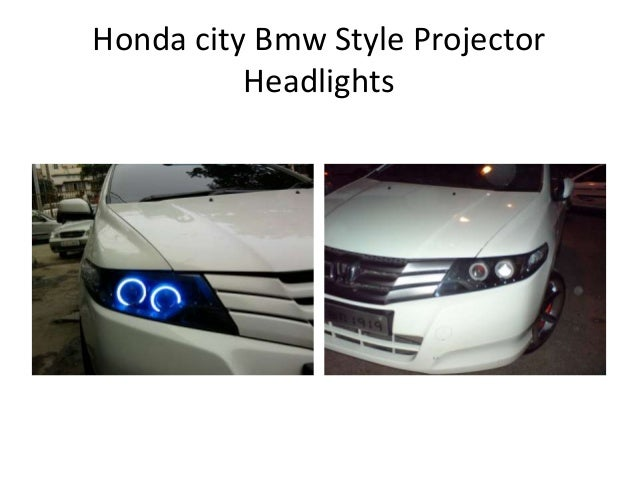 Honda Car Projector Headlights