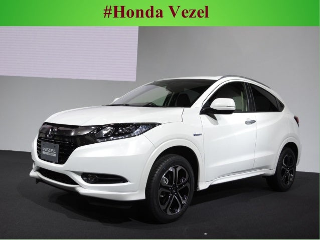 #Honda Vezel; 10.