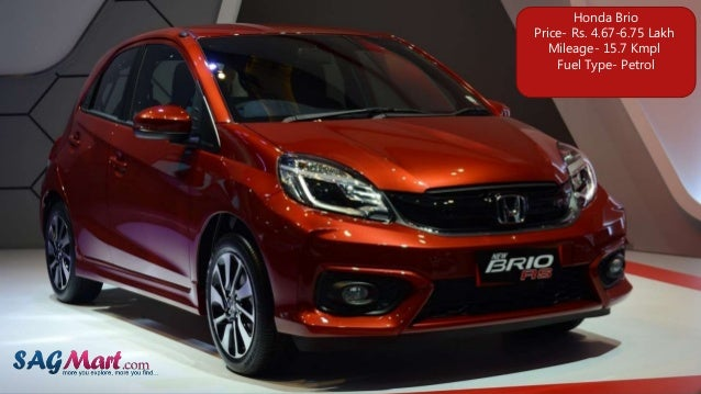 Check The Information Of Best Honda Cars In India - Best honda cars