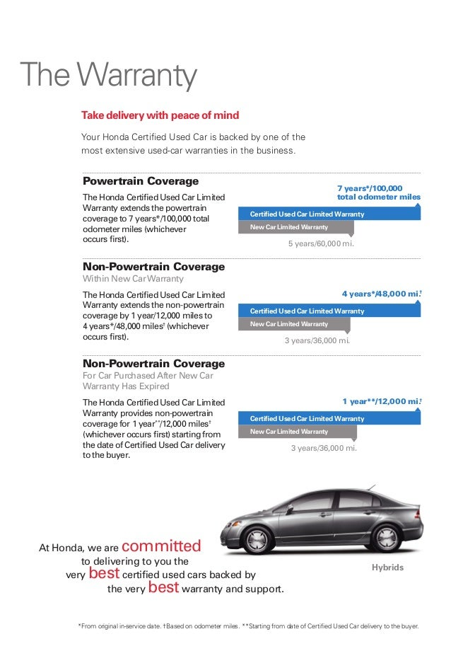 Car Rental Las Cruces >> Honda Certified Used Cars information brochure for El Paso, Las Cruce…