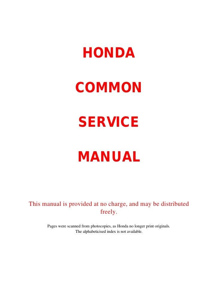 Honda service manaul hollywood glendale ca diamond honda for Diamond honda of glendale