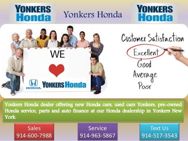 Honda Dealers in Yonkers | Yonkers Honda