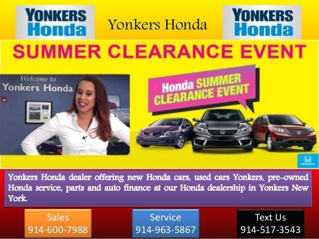 Honda Dealership New York