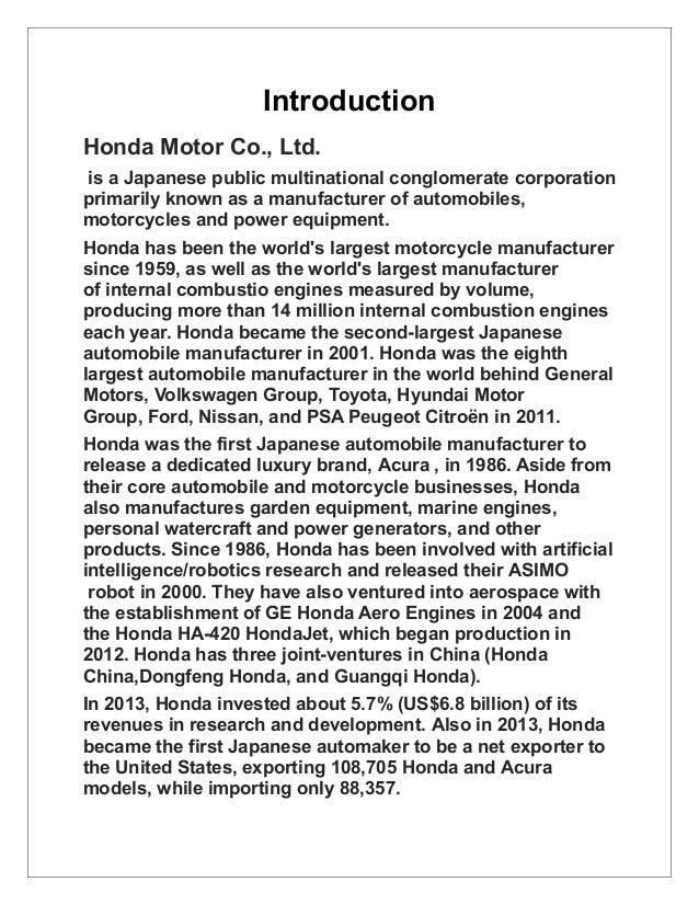 Honda Motor Co 1 PRN 16030141087 PRATIK GARUD 2