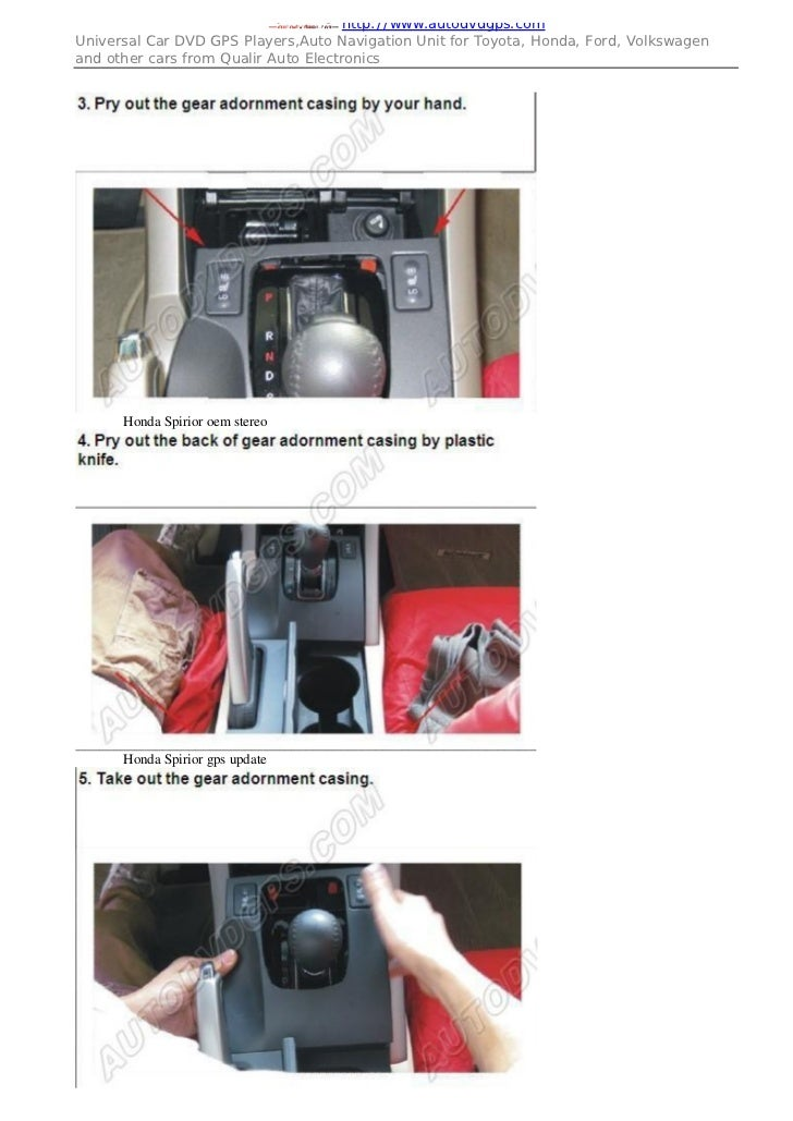honda headrest monitor installing guide. Black Bedroom Furniture Sets. Home Design Ideas