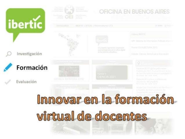 Innovar sí...pero cómo? Slide 2