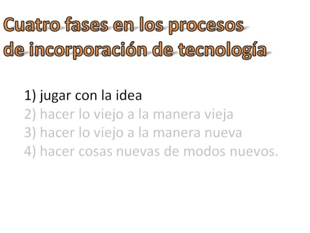 Innovar sí...pero cómo? Slide 3