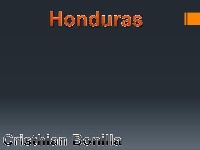 Hondures és un país d'Amèrica, situat en l'extrem nord d'Amèrica Central. El seu nom oficial és República d'Hondures i la ...