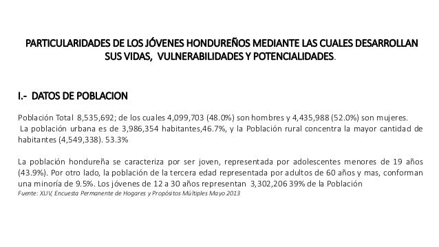 Taller Juventud, Educación y Empleo. El caso de Honduras / Secretaría de Trabajo y Seguridad Social (Honduras) Slide 3
