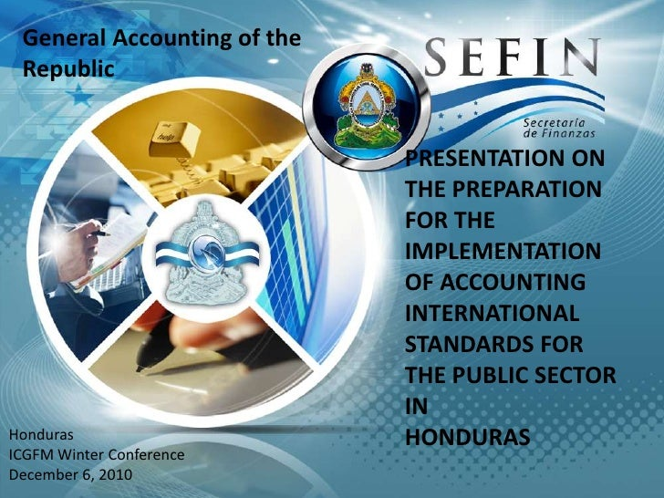 General Accounting of the Republic<br />PRESENTATION ON THE PREPARATION FOR THE <br />IMPLEMENTATION OF ACCOUNTING INTERNA...