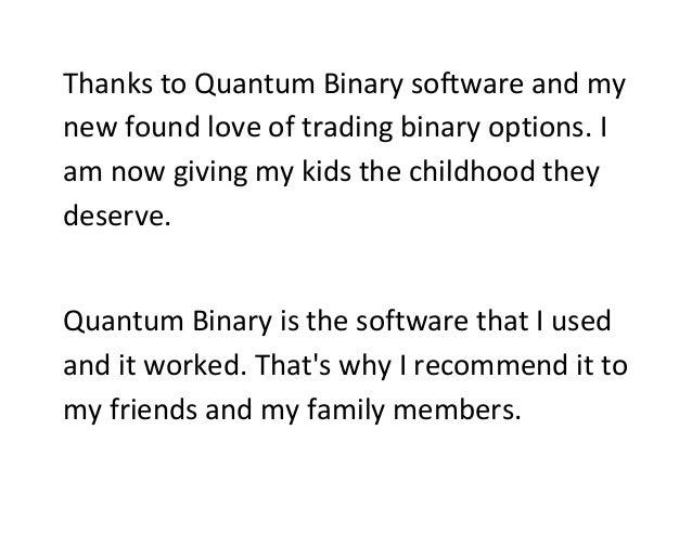 Binary options multiplier software