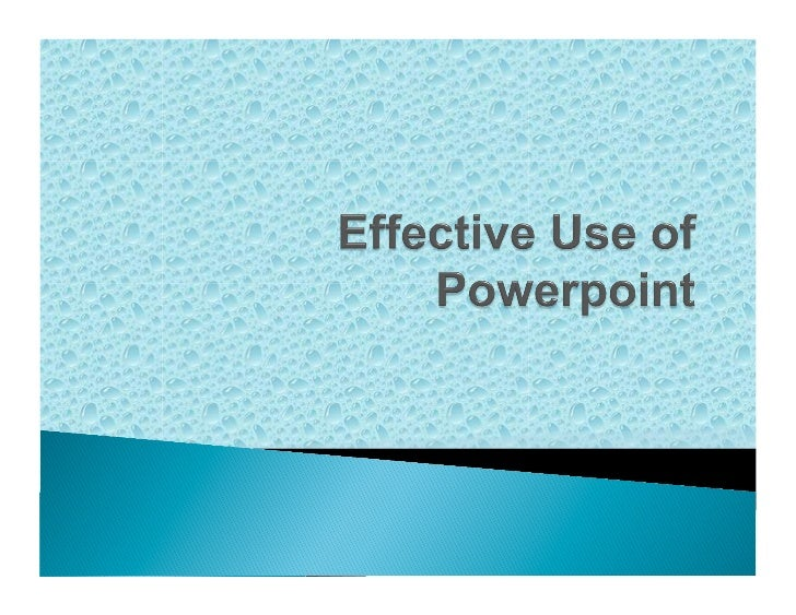 }    Slide presentation software such as      PowerPoint has become an ingrained      part of many instructional settings...
