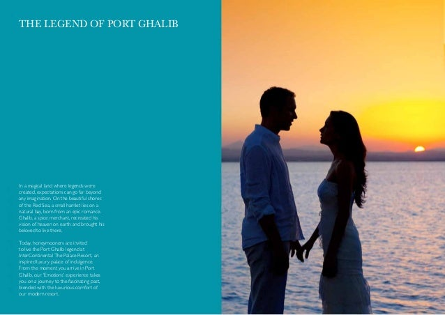 Honeymoon Packages Brochure