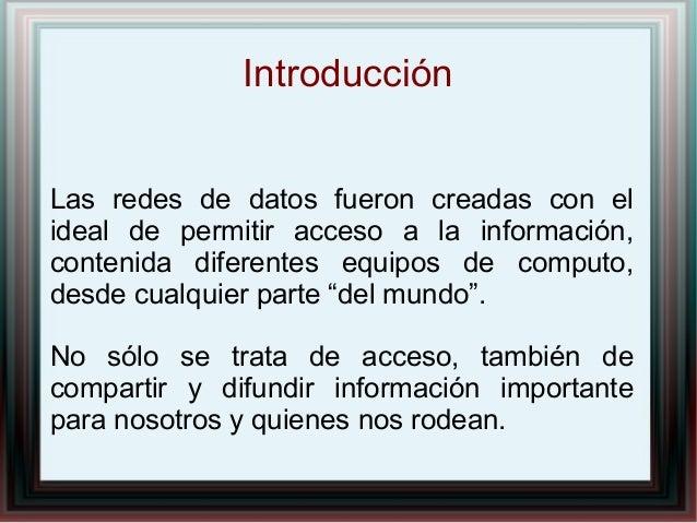 Presentación Honeynets Universidad Libre  Slide 2