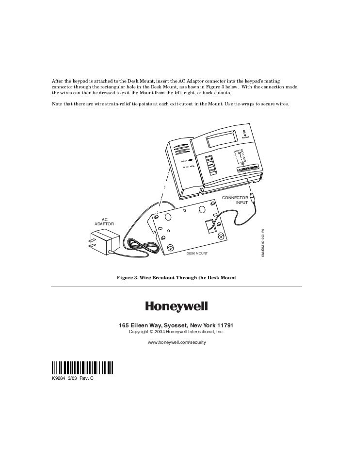 Honeywell 5828dm-install-guide