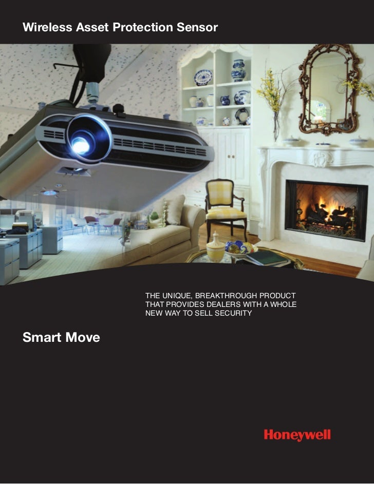 Wireless Asset Protection Sensor                    THE UNIQUE, BREAKTHROUGH PRODUCT                    THAT PROVIDES DEAL...