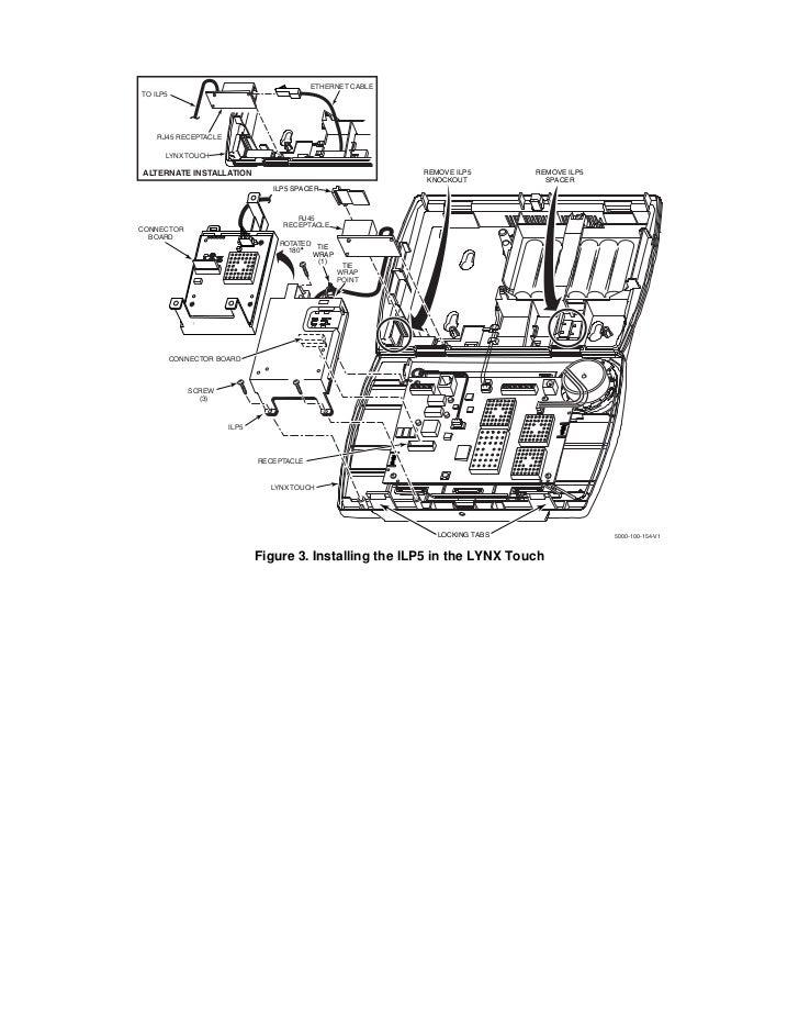 Honeywell gsmvlp5-honeywell-ilp5-install-guide