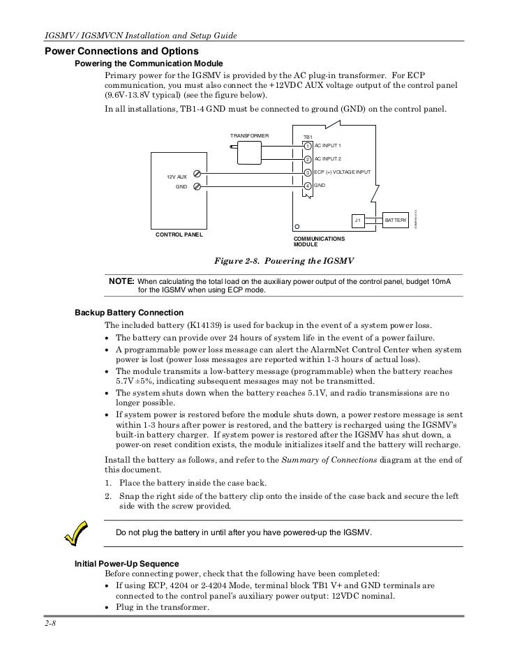 honeywell igsmv install guide
