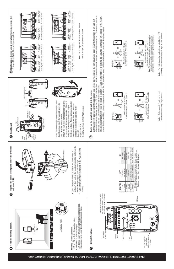 Honeywell Is25100tc Install Guide Industrial Wiring Diagram Select The Mounting Location