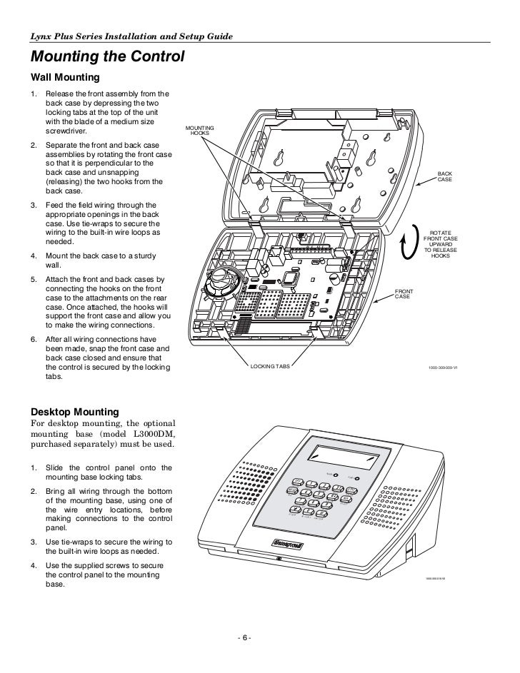 honeywell l3000 install guide 6 728?cb=1344339070 honeywell l3000 install guide honeywell lynx wiring diagram at edmiracle.co