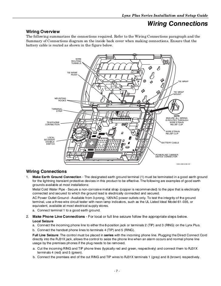 honeywell l3000 install guide rh slideshare net lynx plus installation guide lynx plus installation guide