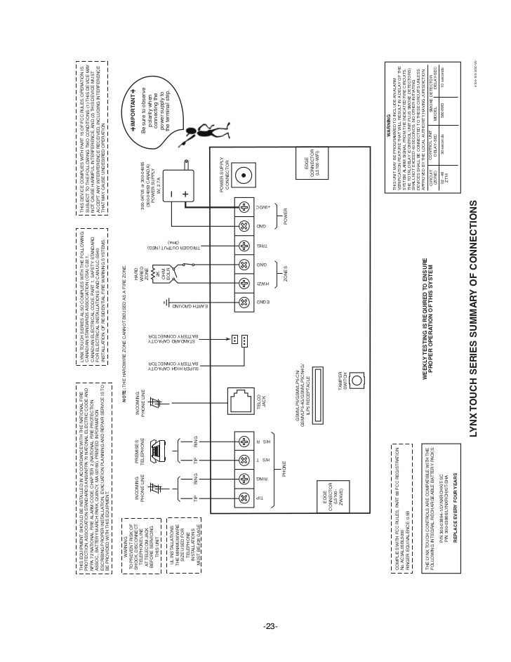 Honeywell Lynx Wiring Diagram : 29 Wiring Diagram Images