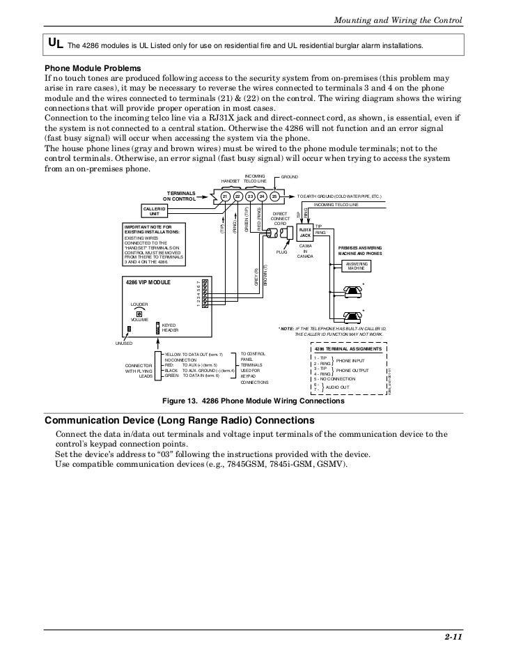 Honeywell Vista 20p Installation Manual