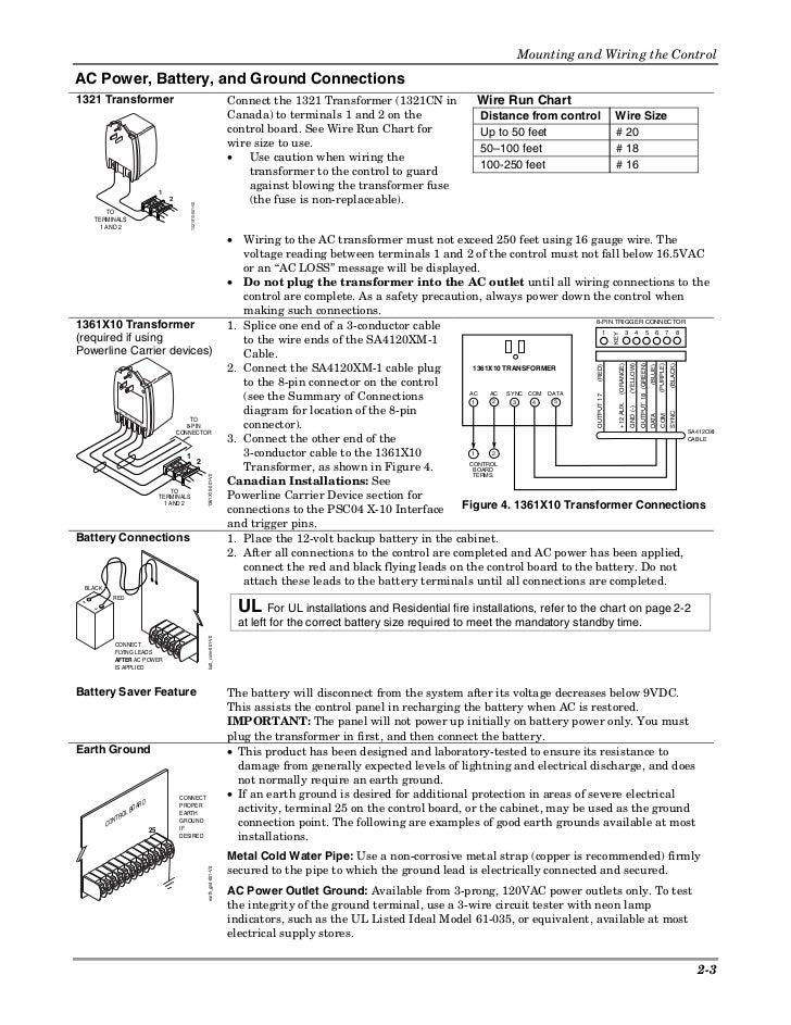 ademco vista 20p installation instructions