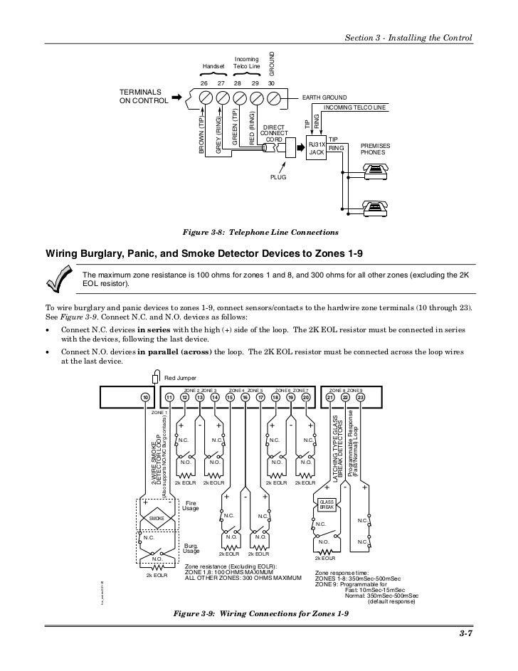Honeywell vista-50p-install-guide on