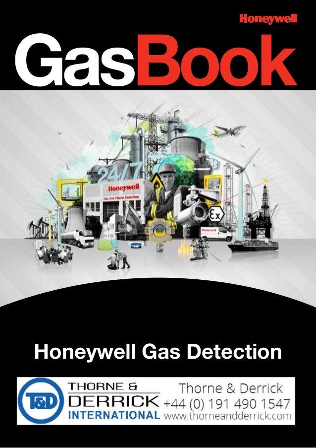 Honeywell Gas Detection GasBook