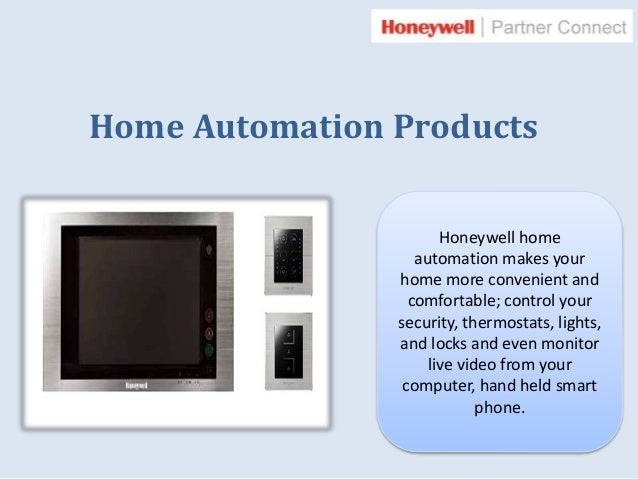 honeywell home automation systems. Black Bedroom Furniture Sets. Home Design Ideas
